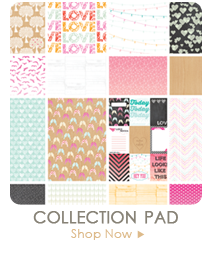 Webster's Pages Collection Pad