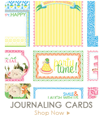 Webster's Pages Journaling Cards