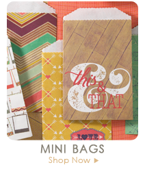 Webster's Pages Minibags