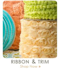 Webster's Pages Ribbon & Trim